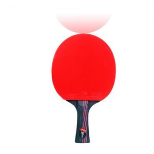 KIT TENNIS DE TABLE Raquette Ping Pong,FL handle,No8367,Lémurie Hybrid