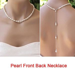 long collier de perle