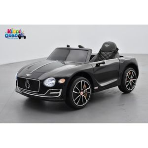 VOITURE ELECTRIQUE ENFANT Bentley Expérimental Noir Métallisée, Voiture élec