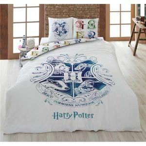 HOUSSE DE COUETTE SEULE Parure de lit Harry Potter 100% Coton