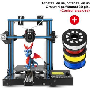 IMPRIMANTE 3D  Imprimante 3D Geeetech A10M Mix-color 220 x 220 x