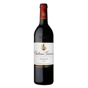 VIN ROUGE Double Magnum Château Giscours - Margaux 2016 Doub