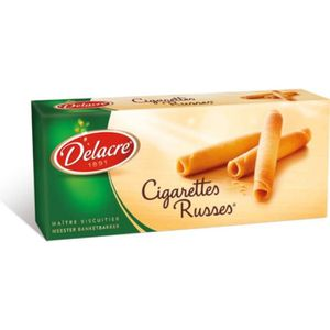 BISCUITS SECS DELACRE Cigarettes russes