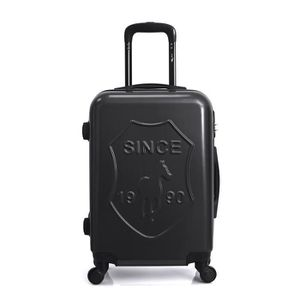 VALISE - BAGAGE VALISE Weekend Polycarbonate - Rigide - 65cm- DARC