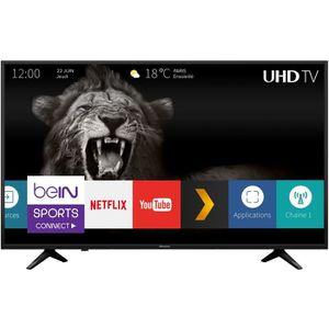 Téléviseur LED HISENSE H55A6140 TV LED 4K UHD - 55'' - Smart TV -