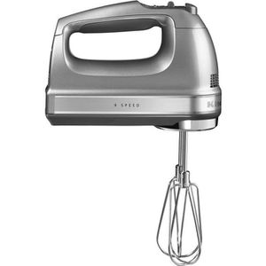 BATTEUR - FOUET KITCHENAID 5KHM9212ECU Batteur à main - Gris argen