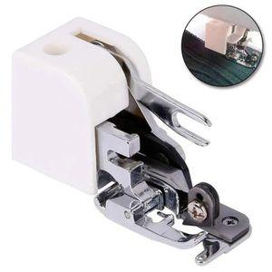 Professional domestique 32 pcs machine /à coudre Ensemble de pied presseur pour