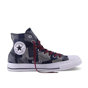 super popular 3bd1d d286b BASKET CONVERSE Baskets Montantes All Star Chaussures Mix