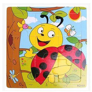 PUZZLE Plus de 2 ans bébé Jigsaw jouets de puzzle pour le