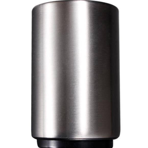 Aimant - ouvre-bouteille automatique de presse d'aspiration, ouvre-bouteille en acier inoxydable