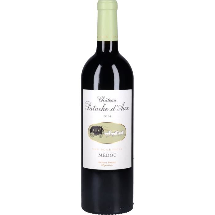 Vin Rouge - Château Patache d'Aux 2014 - Bouteille 75cl