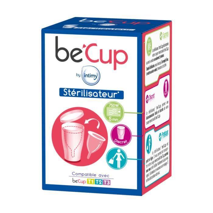 BE'CUP STERILISATEUR POUR COUPE MENSTRUELLE