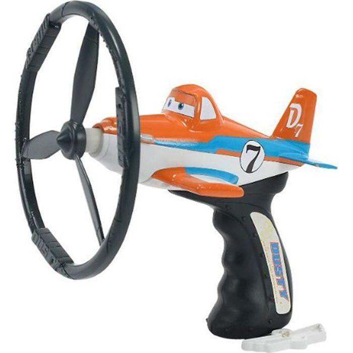 Lanceur d'hélice Disney Planes Dusty