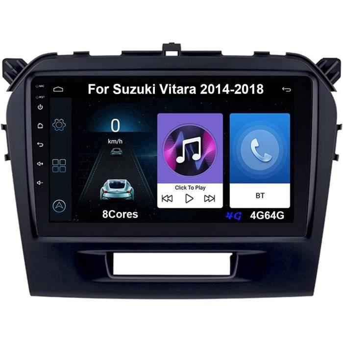 Autoradio 9 Inch Écran Tactile Voiture Multimédia De Navigation GPS Pour Suzuki Vitara 2014-2018 Autoradio Voiture Voiture Bran 85