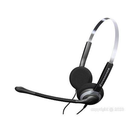 SENNHEISER Micro-casque sur-oreille SH 250 - Filaire