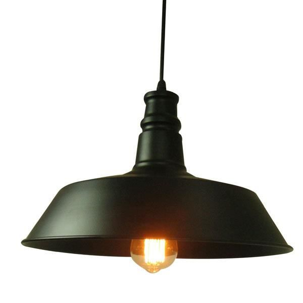 Ferandhome lampes luminaire suspension lustre plafonniers for Lampe suspendu noir