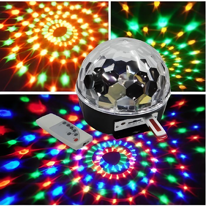 jeu de lumi re dj nouveaux club disco dj party avec lampe tactile led rose pack lumi re. Black Bedroom Furniture Sets. Home Design Ideas