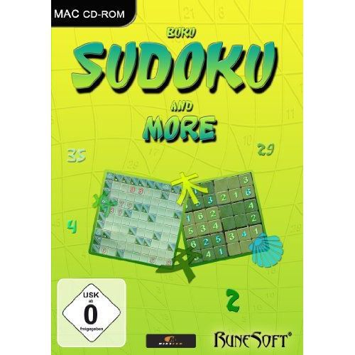 JEU PC Buku Sudoku and more [import allemand]