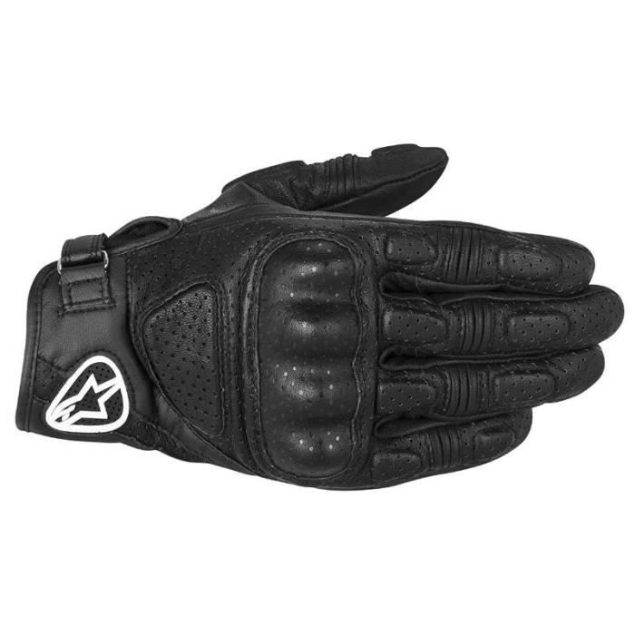 gants moto t alpinestars musta achat vente gants sous gants gants moto t. Black Bedroom Furniture Sets. Home Design Ideas