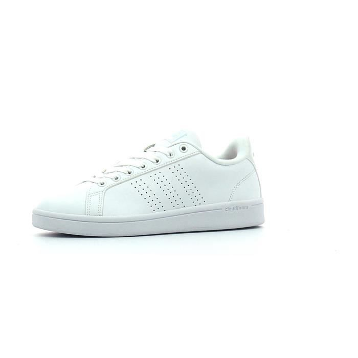 Adidas Baskets basses Cloudfoam Advantage Clean AinURZhp