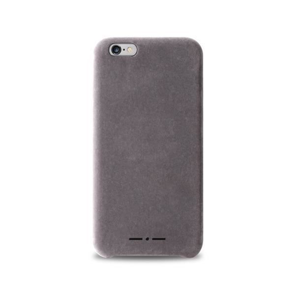coque iphone 8 velours