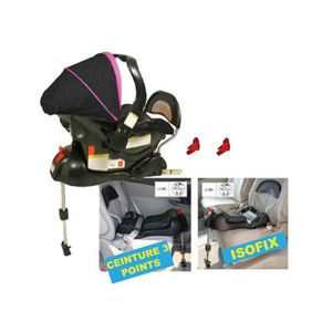 base isofix bebe confort achat vente base isofix bebe confort pas cher cdiscount. Black Bedroom Furniture Sets. Home Design Ideas