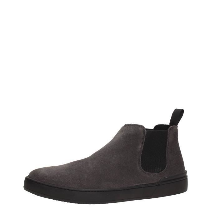 Frau Verona Bottines Homme GREY, 45
