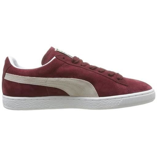 baskets suede classic homme puma 352634 h 40 Rouge