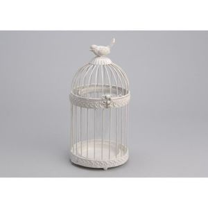 Cage decorative achat vente cage decorative pas cher for Cage d oiseau decorative