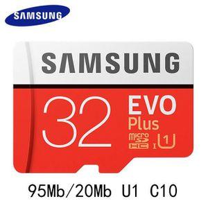 CARTE MÉMOIRE Carte Mémoire Micro SD 32 GB SAMSUNG - M1148