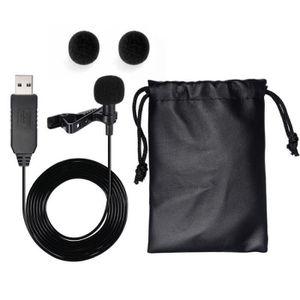 MICROPHONE Microphone USB Mini condensateur à condensateur om
