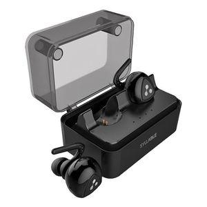 CASQUE - ÉCOUTEURS Syllable D900MINI Bluetooth 4.1 Écouteurs Mains-li