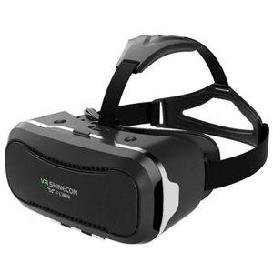 CASQUE RÉALITÉ VIRTUELLE BO ELEGIANT Casque de réalité virtuelle VR 3D Blue