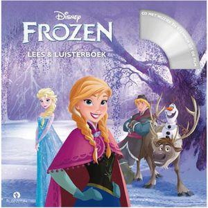 LITTÉRATURE ÉTRANGÈRE Livres VO Hollandaise Disney Frozen lecture et CD