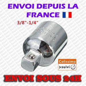 """GEDORE Adaptateur réducteur 1//4/"""" pouces sur 3//8/"""" pouces din3123"""