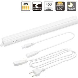 TUBE LUMINEUX Lampe Reglette de Barre LED 5W Applique Murale pou