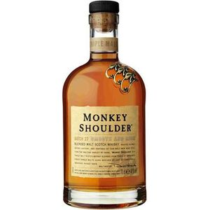 WHISKY BOURBON SCOTCH Monkey Shoulder 70cl 40°