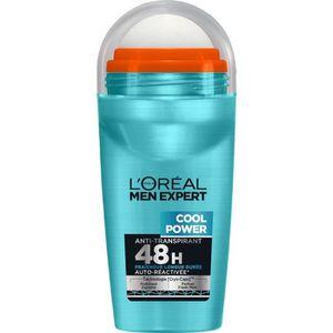 DÉODORANT L'Oréal Men Expert Cool Power Déodorant Homme Bill