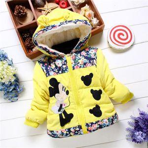 MANTEAU - CABAN Vêtements en coton  Tout-petits enfants bébé Carto