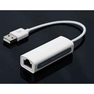 CÂBLE E-SATA Adaptateur USB Ethernet réseau RJ45 Lan