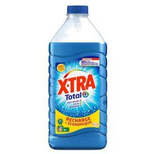 LESSIVE Xtra Total Lessive Recharge Économique 1,25L (lot