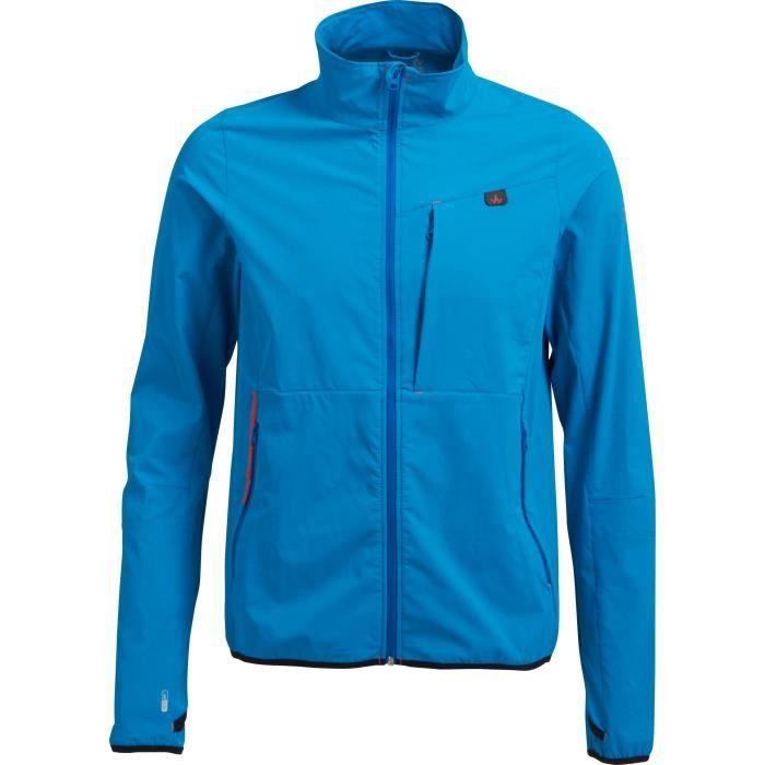 WANABEE Veste Active Light Soft - Homme - Bleu