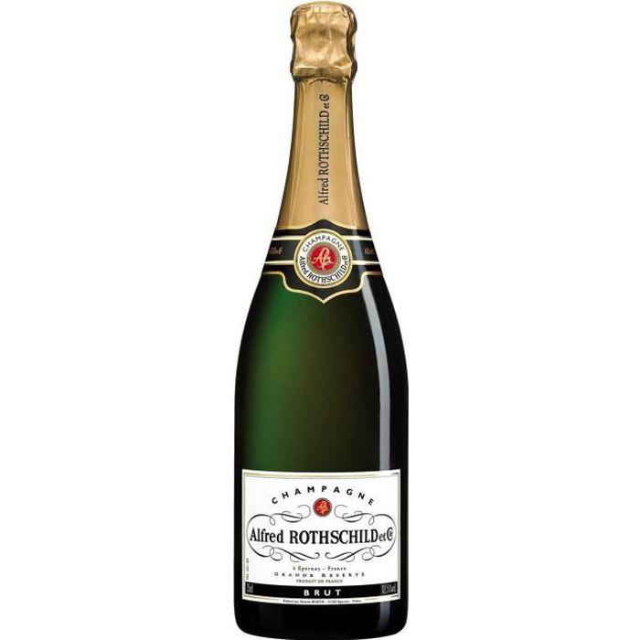 Champagne Rothschild Brut - 75 cl