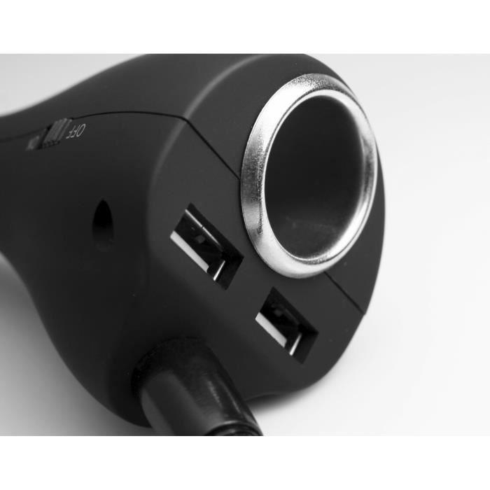 TECHNAXX TE06 Support Universel pour Smartphone avec Chargeur