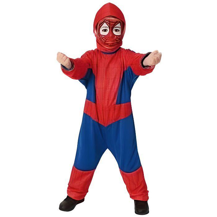 DEGUISEMENT SPIDER HEROS 2/4 ANS GARCON - SUPER HEROS - DEGUISEMENT SPIDER HEROS 2/4 ANS GARCON - SUPER HEROS