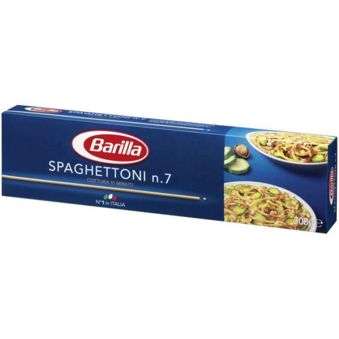 BARILLA - Spaghettoni 1KG