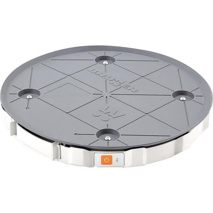 BRUNNER Balance connectée contrôle de gaz W8 Gascontrol