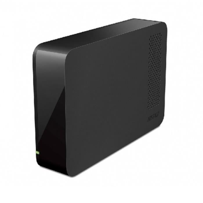 BUFFALO Disque dur externe DriveStation HD-LCU3 Series - 3 To - 3.5\