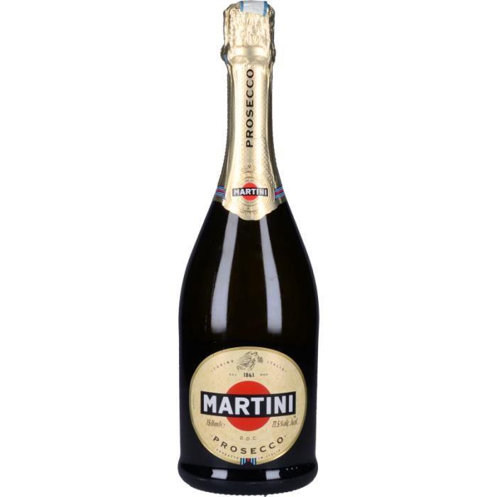 Pétillant du Monde - Prosecco Martini Spumente Blanc - Bouteille 75cl