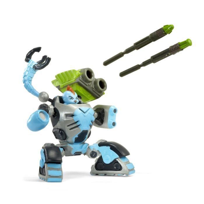 SPLASH TOYS 1 Capsule Ready2Robots Battle Pack Beatdown - 4 surprises